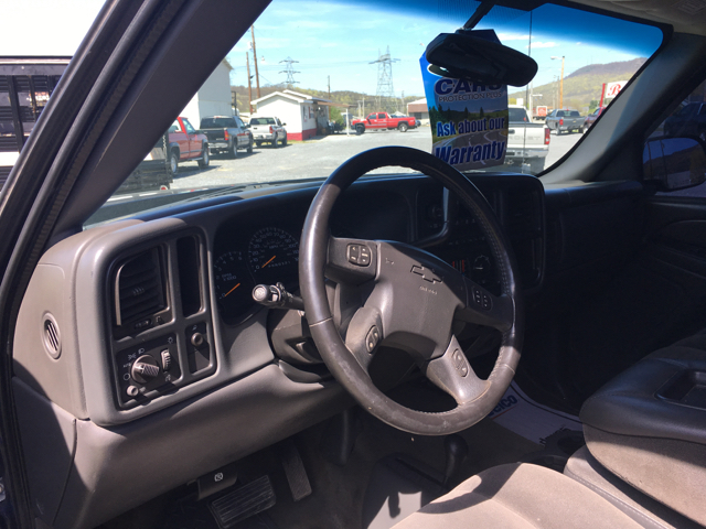 2007 Chevrolet Silverado 1500 Classic LS 4dr Extended Cab 4WD 6.5 ft. SB - Claysburg PA