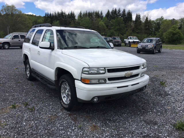 2002 Chevrolet Tahoe 4dr 4WD SUV - Claysburg PA