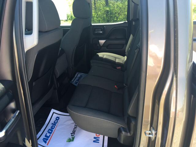 2014 Chevrolet Silverado 1500 LT 4x4 4dr Double Cab 6.5 ft. SB - Claysburg PA