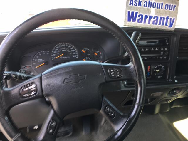 2006 Chevrolet Silverado 2500HD LS 4dr Crew Cab 4WD LB - Claysburg PA