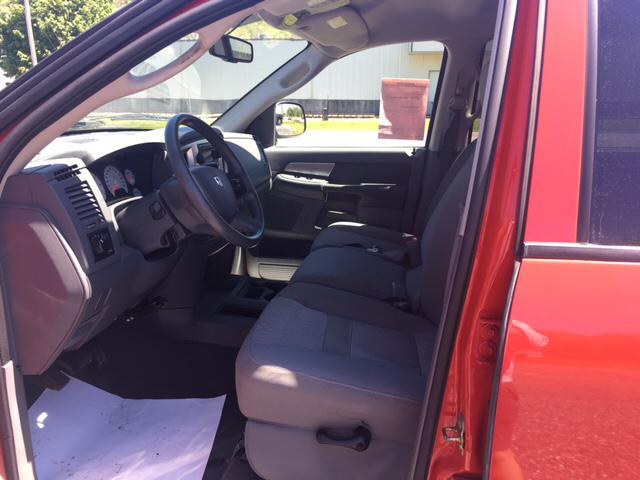 2007 Dodge Ram Pickup 1500 SLT 4dr Mega Cab 4WD SB - Claysburg PA