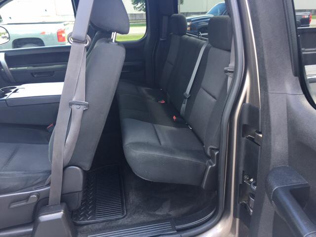 2012 Chevrolet Silverado 1500 LT 4x4 4dr Extended Cab 6.5 ft. SB - Claysburg PA