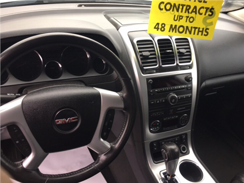 2010 GMC Acadia for sale in Claysburg, PA