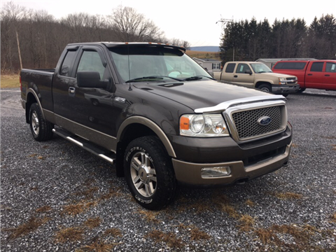 2005 Ford F-150 for sale in Claysburg, PA