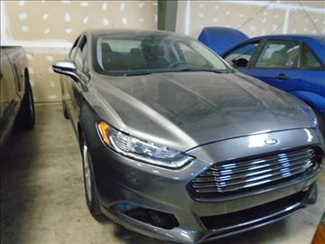 2013 Ford Fusion for sale in Salem, OR
