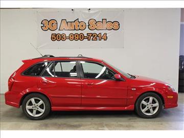 2003 Mazda Protege5 for sale in Salem, OR