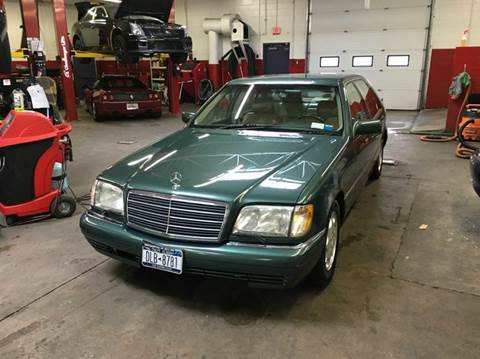 1995 Mercedes-Benz S-Class for sale in Westhampton, NY