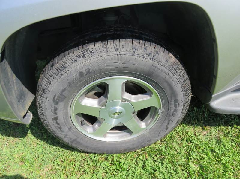 2006 Chevrolet TrailBlazer LS 4dr SUV w/1SA - Mocksville NC