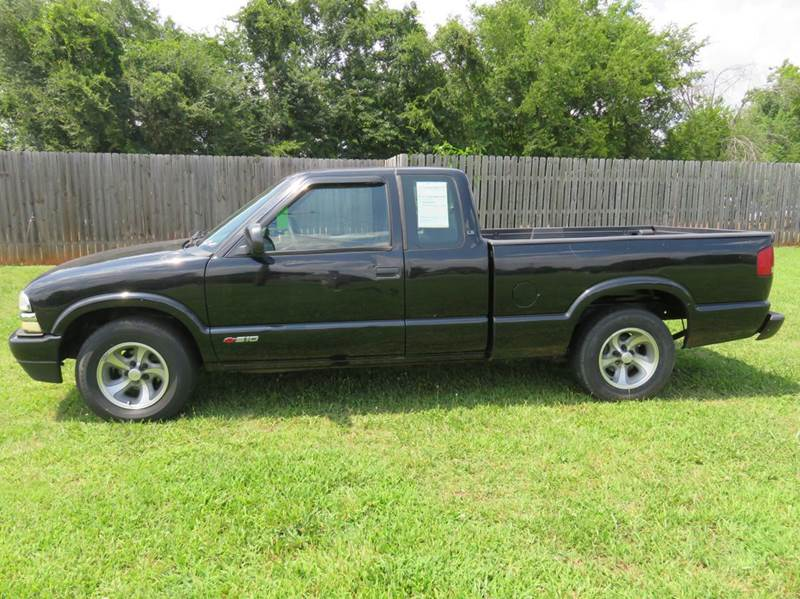 2001 Chevrolet S-10 2dr Extended Cab 2WD SB - Mocksville NC