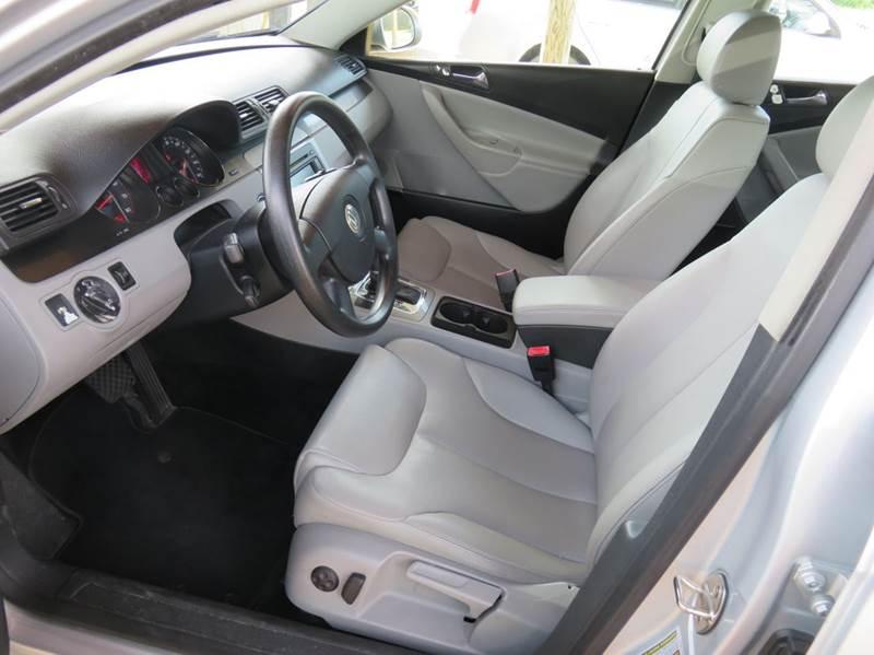 2006 Volkswagen Passat 2.0T 4dr Sedan w/Automatic - Mocksville NC