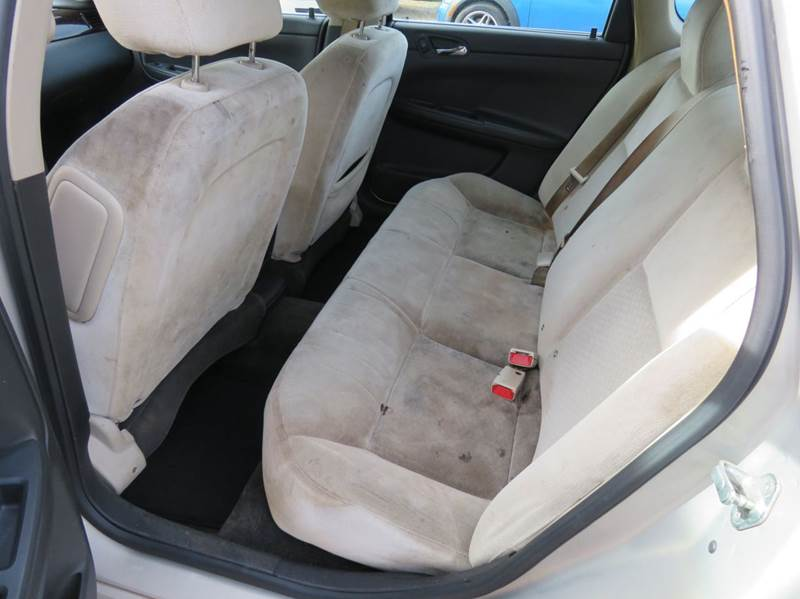 2012 Chevrolet Impala LS Fleet 4dr Sedan - Mocksville NC