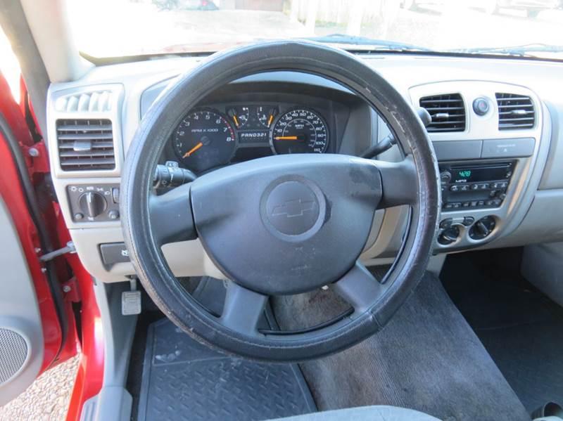 2007 Chevrolet Colorado LS 4dr Extended Cab SB - Mocksville NC