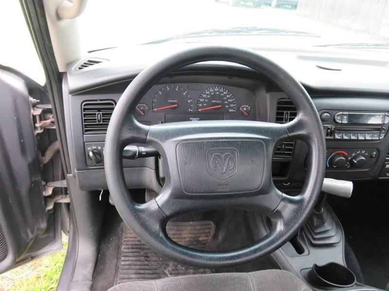 2003 Dodge Dakota 2dr Standard Cab Rwd SB - Mocksville NC