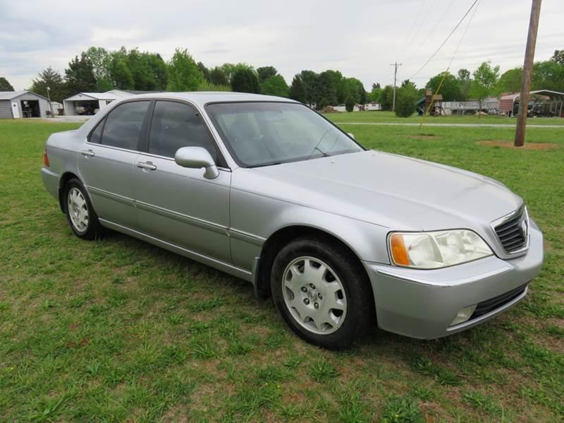 2003 Acura RL 3.5 4dr Sedan - Mocksville NC