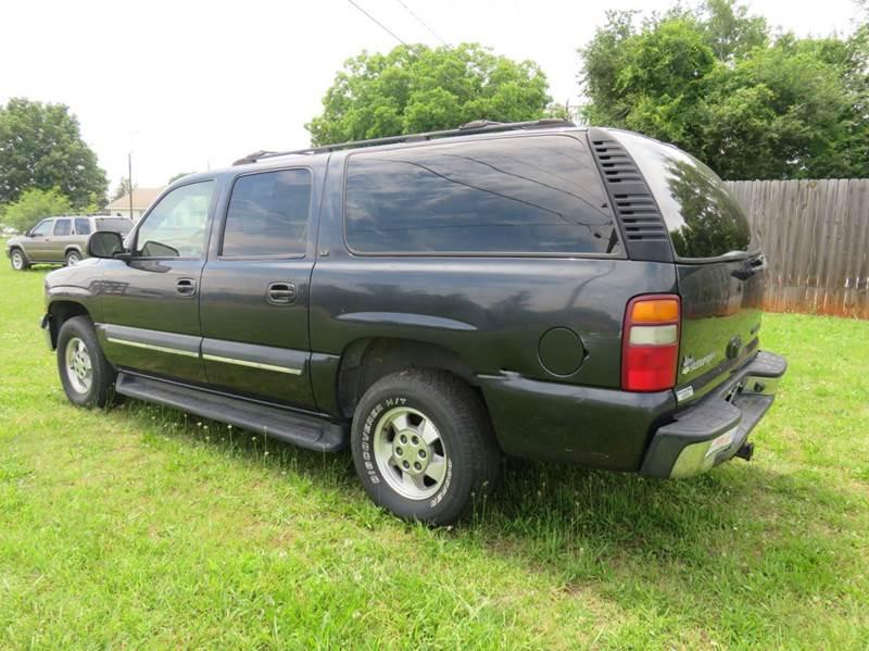 2003 Chevrolet Suburban 1500 LT 4dr SUV - Mocksville NC