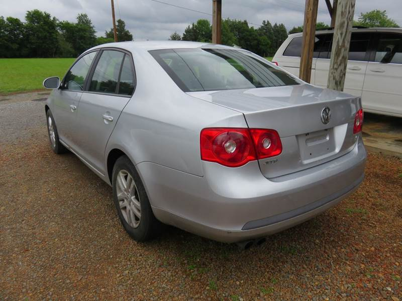 2006 Volkswagen Jetta Value Edition PZEV 4dr Sedan (2.5L I5 6A) - Mocksville NC