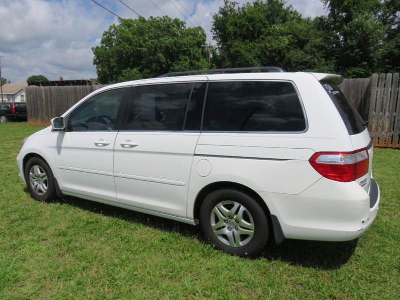 2006 Honda Odyssey Touring 4dr Mini-Van w/Navi and DVD - Mocksville NC