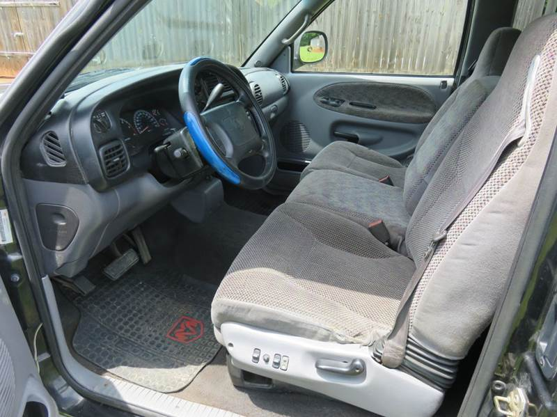 2001 Dodge Ram Pickup 1500 SLT 4dr Quad Cab 2WD SB - Mocksville NC
