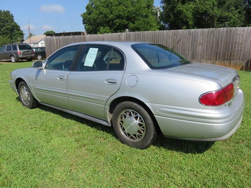 2003 Buick LeSabre Limited 4dr Sedan - Mocksville NC