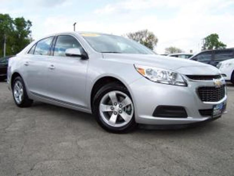 2016 Chevrolet Malibu Limited LT 4dr Sedan - Loves Park IL