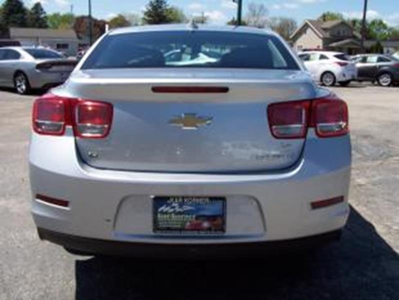 2016 Chevrolet Malibu Limited LT 4dr Sedan - Loves Park IL