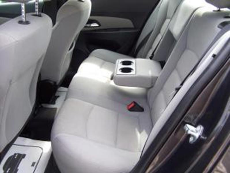 2016 Chevrolet Cruze Limited 1LT Auto 4dr Sedan w/1SD - Loves Park IL