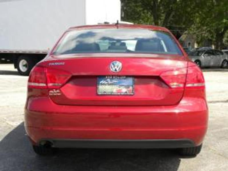 2015 Volkswagen Passat  - Loves Park IL