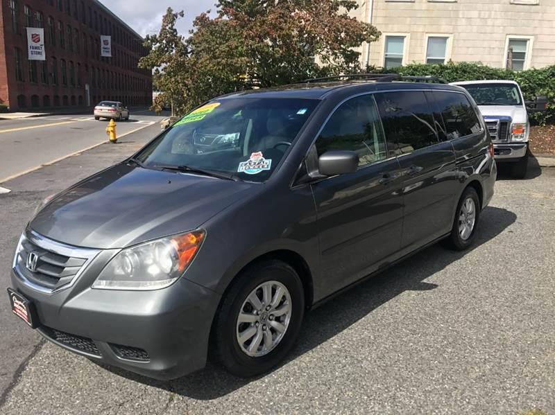 2008 Honda Odyssey EX L 4dr Mini Van   Worcester MA