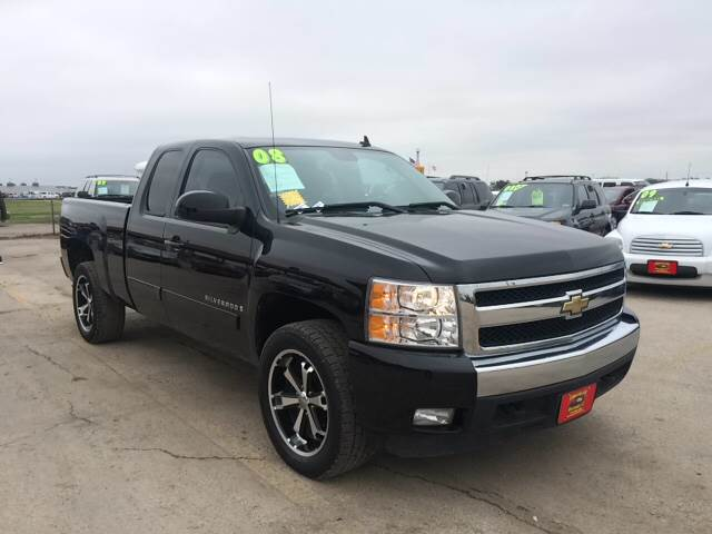 2008 chevrolet silverado 1500 lt1 2wd 4dr extended cab 8 ft lb in grand prairie arlington. Black Bedroom Furniture Sets. Home Design Ideas