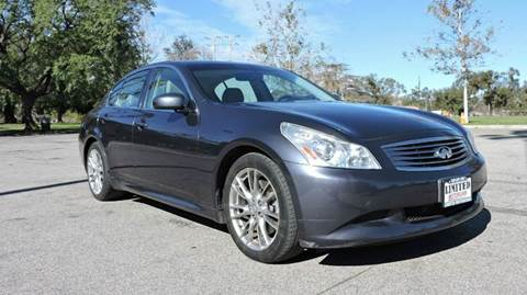 2007 Infiniti G35 for sale in Mission Hills, CA