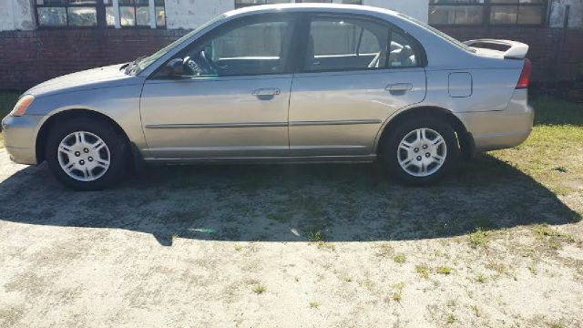 2002 Honda Civic For Sale In Laurinburg Nc