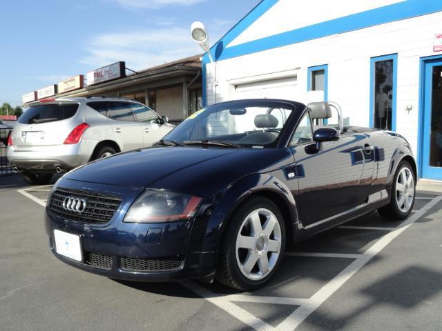 Audi tt for sale wilmington nc