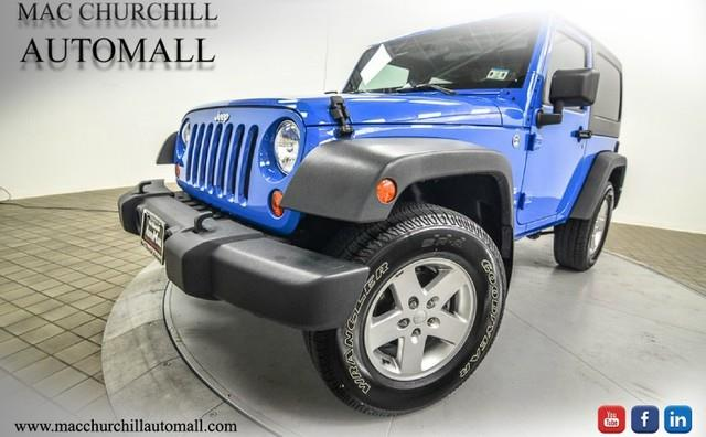 2012 Jeep Wrangler for sale in Bedford TX