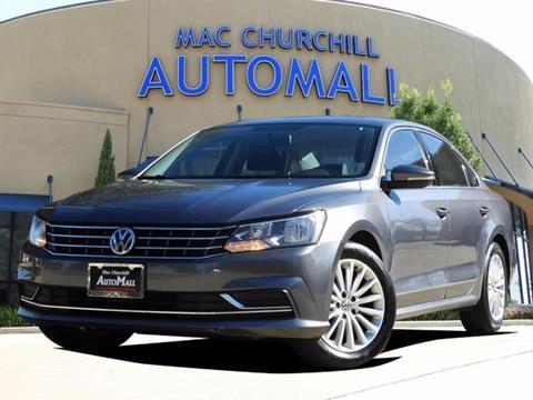 2016 Volkswagen Passat for sale in Bedford TX