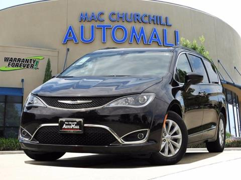 2017 Chrysler Pacifica for sale in Bedford TX