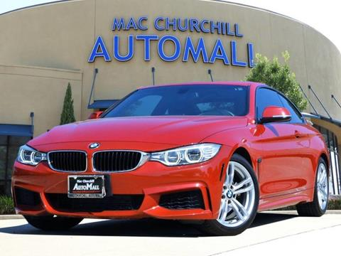 2014 BMW 4 Series for sale in Bedford TX