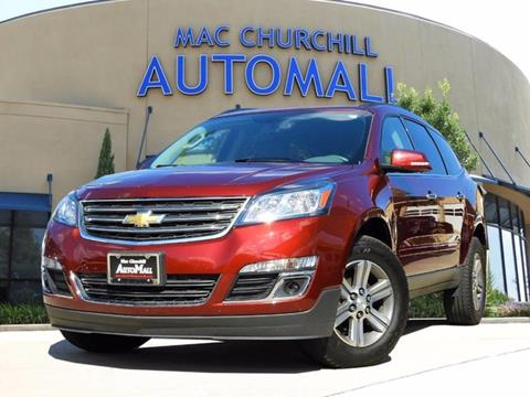 2017 Chevrolet Traverse for sale in Bedford, TX