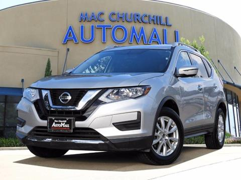2017 Nissan Rogue for sale in Bedford, TX
