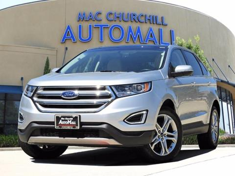 2017 Ford Edge for sale in Bedford TX