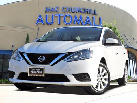 2016 Nissan Sentra for sale in Bedford TX