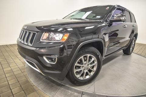 2015 Jeep Grand Cherokee for sale in Bedford, TX