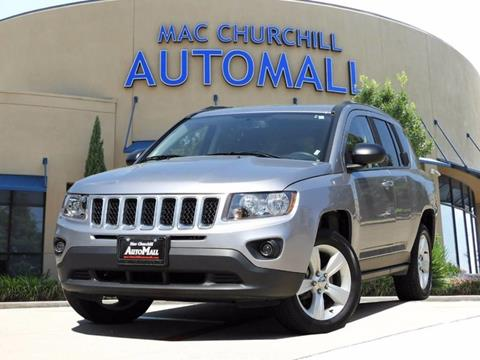 2016 Jeep Compass for sale in Bedford, TX