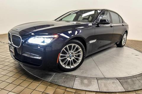 2015 BMW 7 Series for sale in Bedford TX