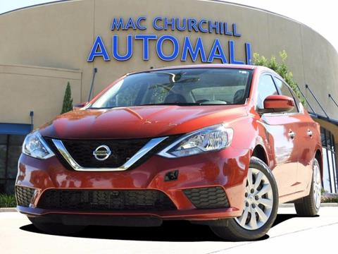 2017 Nissan Sentra for sale in Bedford, TX
