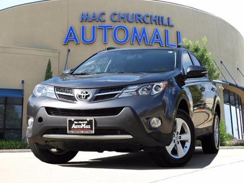 2014 Toyota RAV4 for sale in Bedford TX