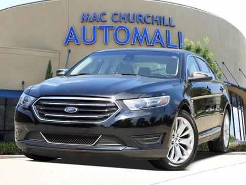 2017 Ford Taurus for sale in Bedford, TX