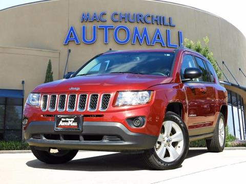2016 Jeep Compass for sale in Bedford TX