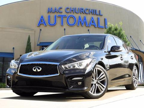 2014 Infiniti Q50 Hybrid for sale in Bedford, TX