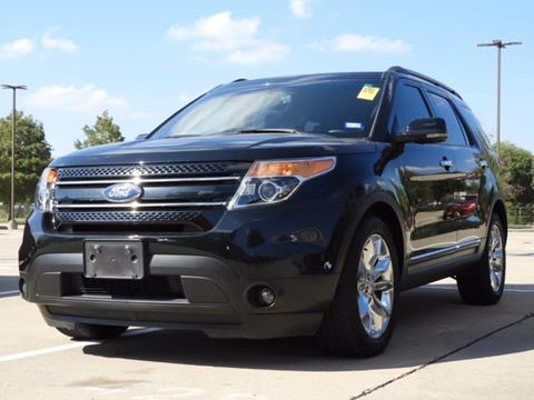 2012 Ford Explorer for sale in Bedford TX