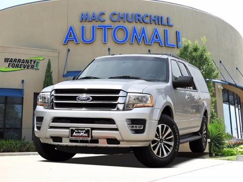 2016 Ford Expedition EL for sale in Bedford, TX